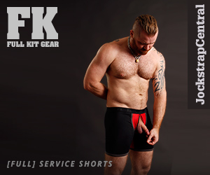 Full Kit Gear Service Shorts