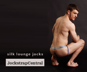 Magic Silk Lounge Jockstraps