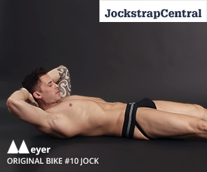 Meyer Original Bike #10 Jockstraps