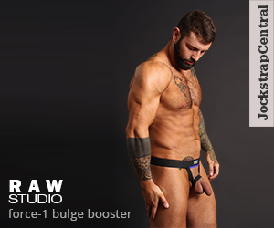 Raw Studio Flaunt-it Bulge Boosters and Full-frontal Gear