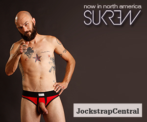 Sukrew Full Frontal or Full Pouched Jockstraps and Underwear