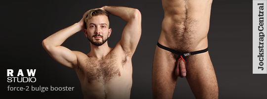 Raw Studio Flaunt-it 2 Bulge Boosters