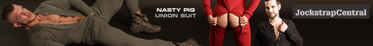 Nasty Pig Union Suits are Here