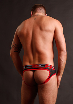 Cellblock 13 Alpha Jock Brief