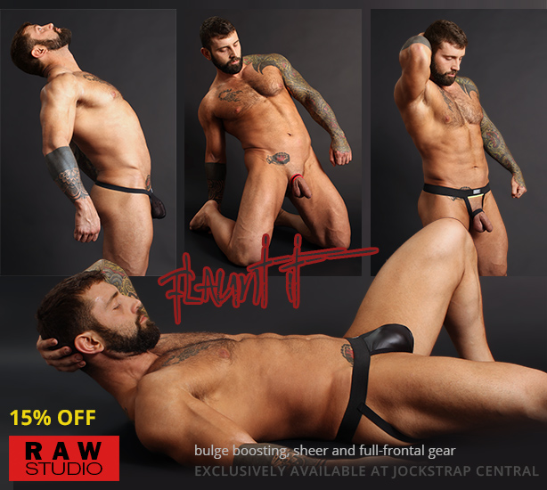 Raw Studio Flaunt It Collection