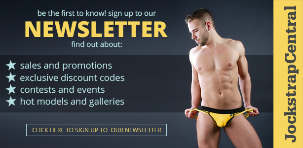 Sign up to the Jockstrap Central Newsletter