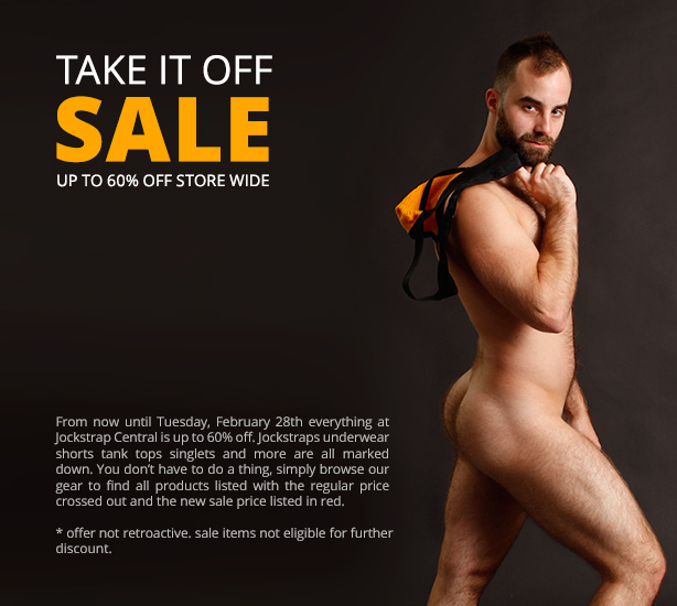 Take It Off Sale - up to 60% Off Everything Store Wide