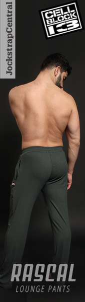 Jockstraps for Sport, Fashion and Fetish
