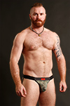 Raw Studio Military Mesh Jocks and Ball Lifters