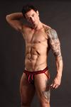 Nasty Pig XLR8 Jocks, Briefs and Socks featuring model Seamus