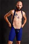 Maskulo Wrestling Singlet - New Color